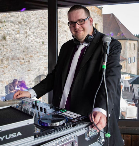 Discjockey Thomas Altrichter/ DJ BigBull