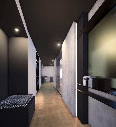 architecte d'intérieur nice, atelier-rs architecture
