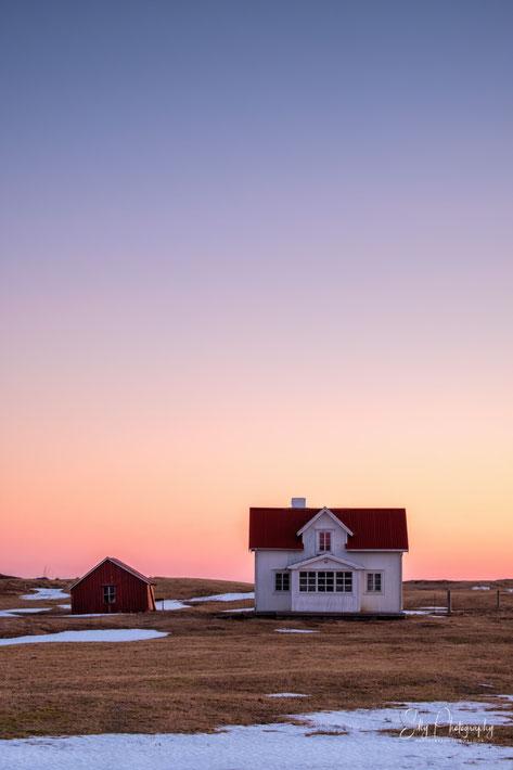 Lofoten, Sonnenaufgang, Langzeitbelichtung, 2019, © Silly Photography