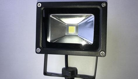 LED ミニ投光器 白色