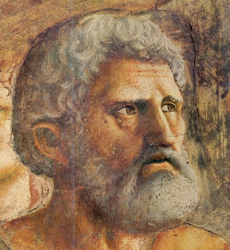 Masaccio: Petrus