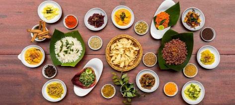 Restaurant KANDY HOUSE hotel Sri Lanka