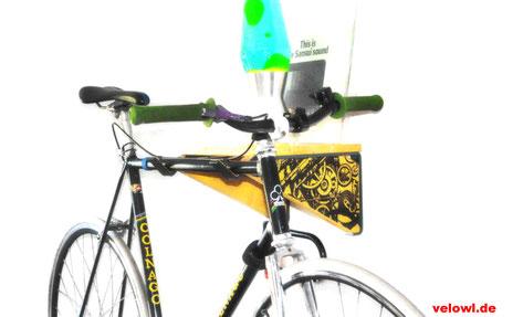 Fahrradhalterung Wand _ Fahrradhalterung Wohnung _ Holz, bikeshelf_ Fahrradwandhalterung