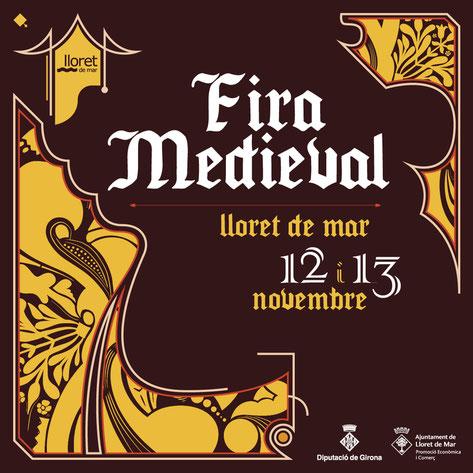 Programa de la Fira Medieval de Lloret de Mar