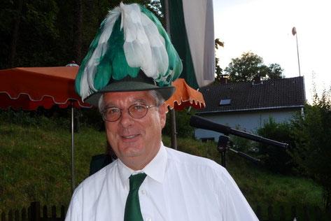 Ralf Püllen ist Schützenkönig 2013