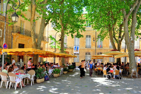 Aix en Provence top things to do - Historical City - Copyright Henrik Berger Jorgensen