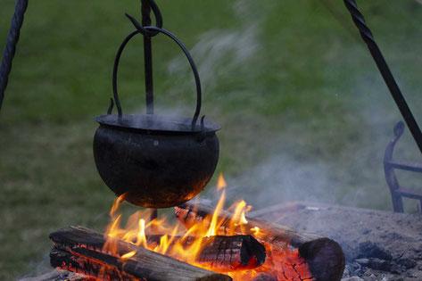 Trichinen Kochen abtöten Hitze