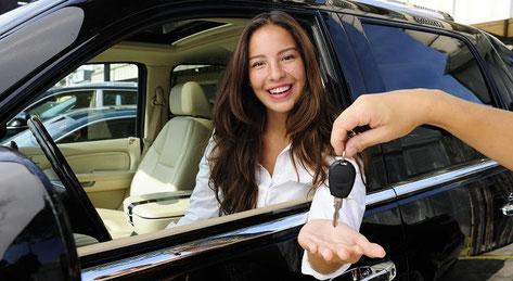 como ser vendedor de coches