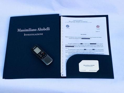 Agenzia Investigativa Massimiliano Altobelli Investigazioni
