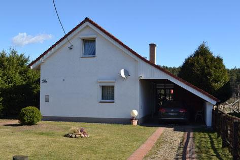 Einfamilienhaus in Kosobudz, Polen