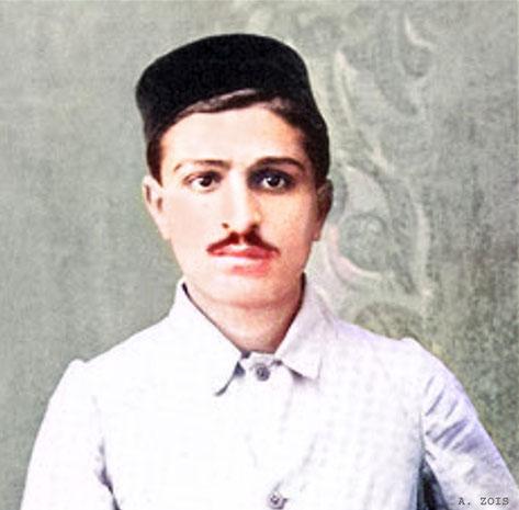 1918 Merwan S. Irani ( later Meher Baba )