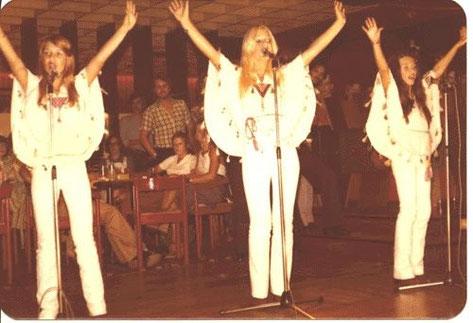 Auftritt 1978
