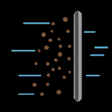 Luftreinger mit Hepa Filter