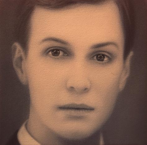 JOSY MCCOY - Jared - Courtesy of  PETRA LOSSEN Fine Art