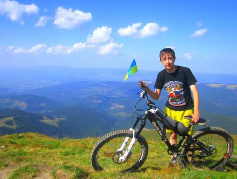 Козак Тарас Ігорович - вчитель географії