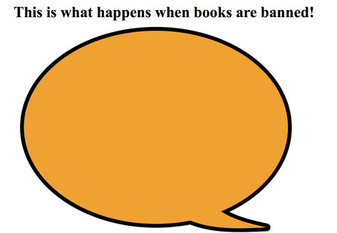 This is What Happens When Books are Banned