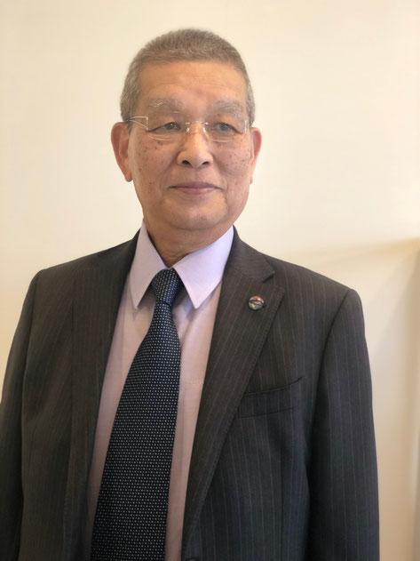 世耕石弘氏(近畿大学 総務部長)
