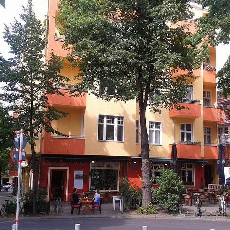 Café Aroma - Hochkirchstraße - Berlin Schöneberg