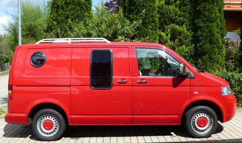 der umbau eines vw t5 kasten zum carioso van. Black Bedroom Furniture Sets. Home Design Ideas