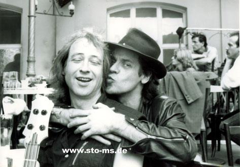 Dickste Freunde - Steffi und Udo