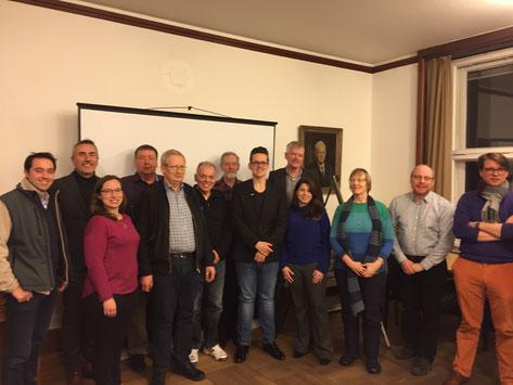 FDP Tiergarten Mitgliederversammlung am 09.10.2013, Paulaners im Spreebogen, Moabit