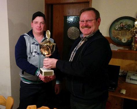 U-30 Pokal Saison 2014/2015