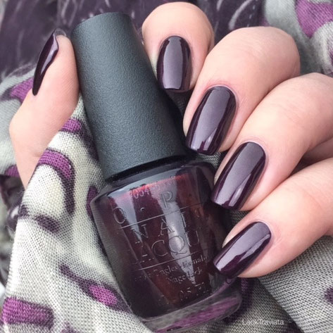 Swatch OPI Every Month Is Oktoberfest