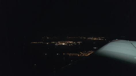 Vol de nuit Rennes