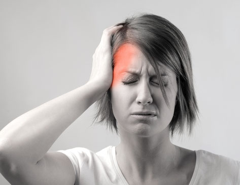 Kopfschmerzen können zur Qual werden.
