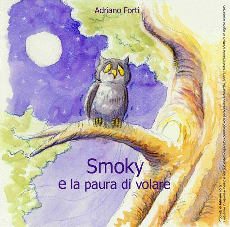 Smoky e la paura di volare - copertina