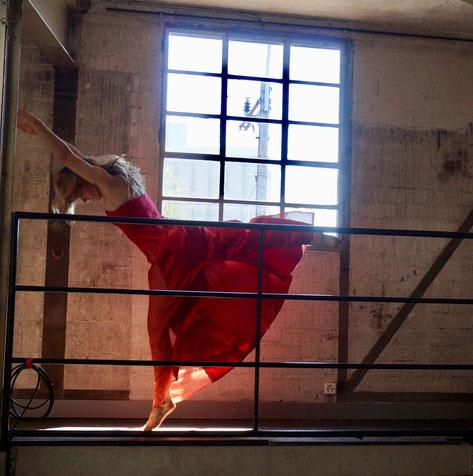 Photo by Romana Ramer, Dreharbeiten El cant dels ocells