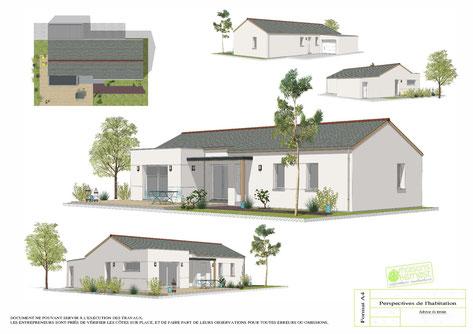 Vos Plans Maison 100m2 Envie Du Constructeur Maison