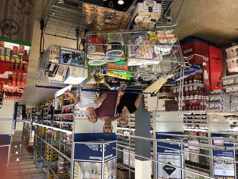 Einkauf des Küchenteams