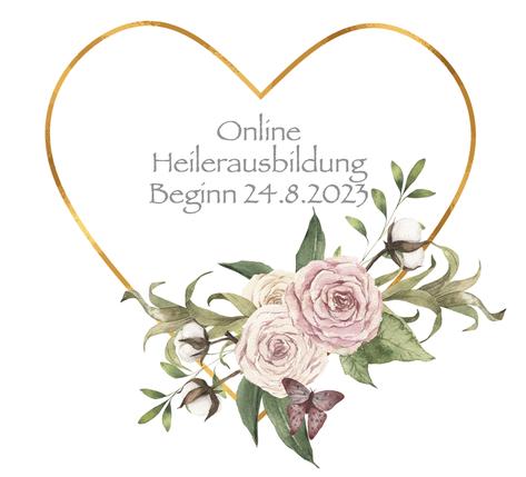 Online Heilerausbildung, Beginn 22.9.2021