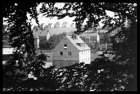 FFW Gerätehaus 1936 - Quelle: Bürgerverein  / Inge Sträubel