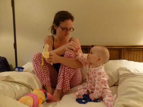 Baby Travel - Fun in a Hotel