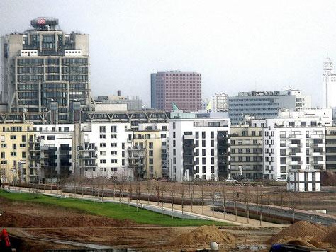 Frankfurt am Main - Gallus - Am Europagarten