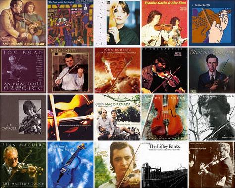アイリッシュ音楽 フィドル バイオリン CD