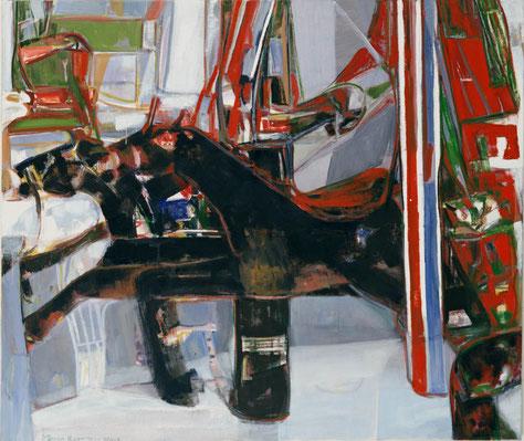 Karussell 2 110 x 140 Öl Lw 2002