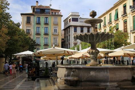 View on Plaza Nueva