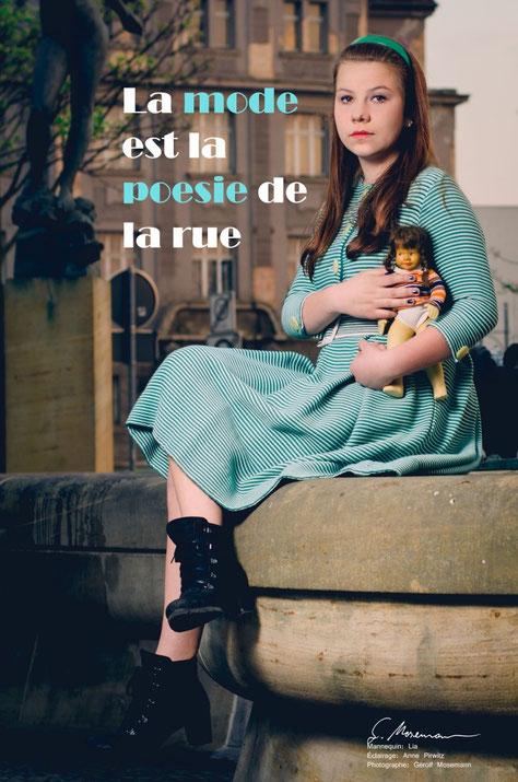 Lia et la mode