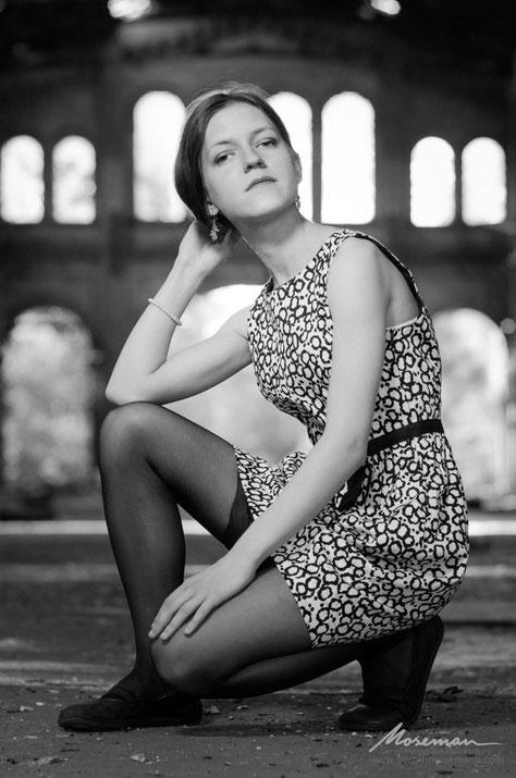 Fashion Portrait of Lena
