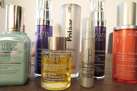 serum efficace peau deshydratee