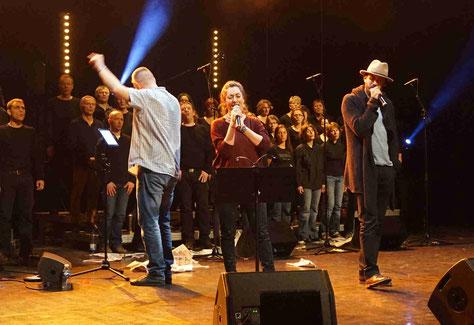 Ecole de musique EMC à Crolles - Grésivaudan : concert des VMC