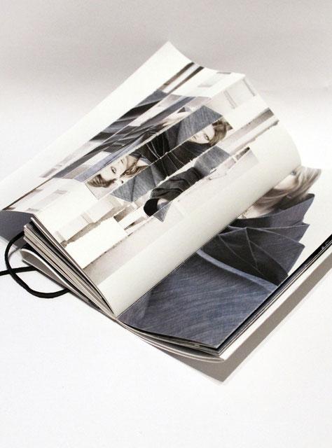 apollo-artemis, mode, design, nachhaltig, handgemacht, kunstwerk, booklet, gefaltet, stimmung, atmosphäre, jeans, kleid, surreal