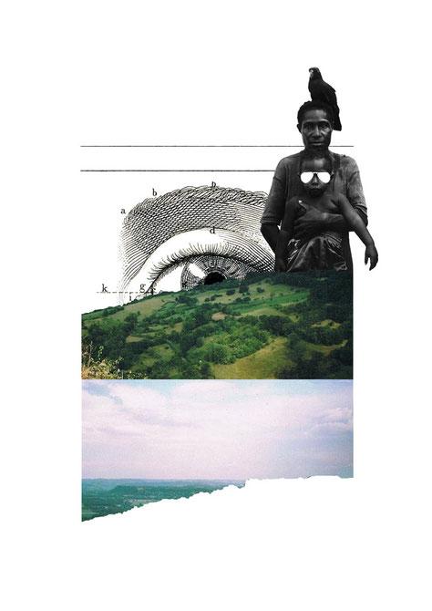 apollo-artemis, mode, design, nachhaltig, handgemacht, ikarus, kollage, kunstwerk, landschaft, anatomie
