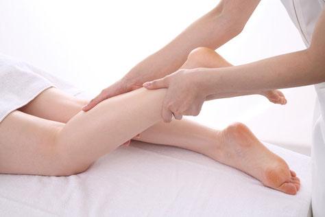 足の浮腫み改善
