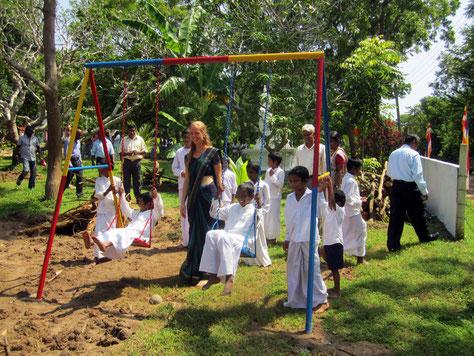 Kindergarten Eröffnung