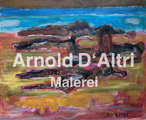 Ausstellung Arnold D'Altri