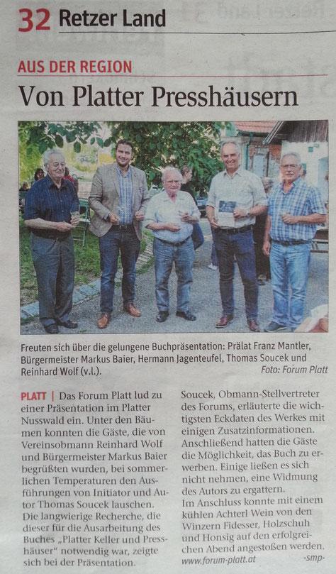 NÖN (Bezirk Hollabrunn) - Ausgabe Nr. 28 vom 14.07.2021